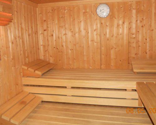 Vor lauter Bäumen B&B Sauna